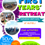First Years' Retreat